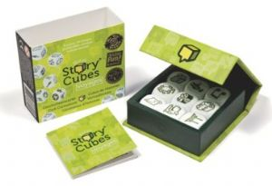 Rory's Story Cubes : Voyages